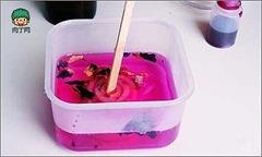 母乳皂做法步骤4