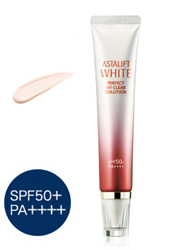 ASTALIFT WHITE Perfect UV Clear Solution SPF50+ PA++++