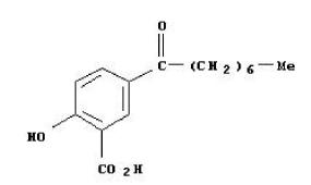 辛酰水杨酸