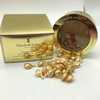 伊丽莎白雅顿黄金导航面部胶囊