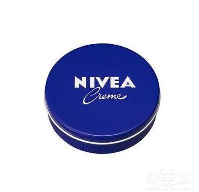 妮维雅蓝罐面霜