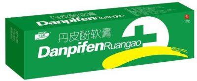 丹皮酚软膏用于消除痘印