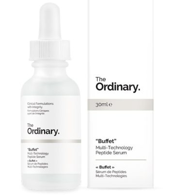 The Ordinary Multi-technology peptide serum 胜肽精华