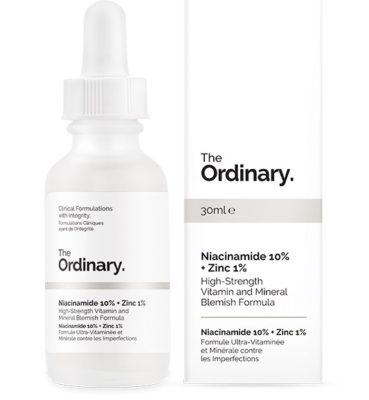 the ordinary烟酰胺10% 精华
