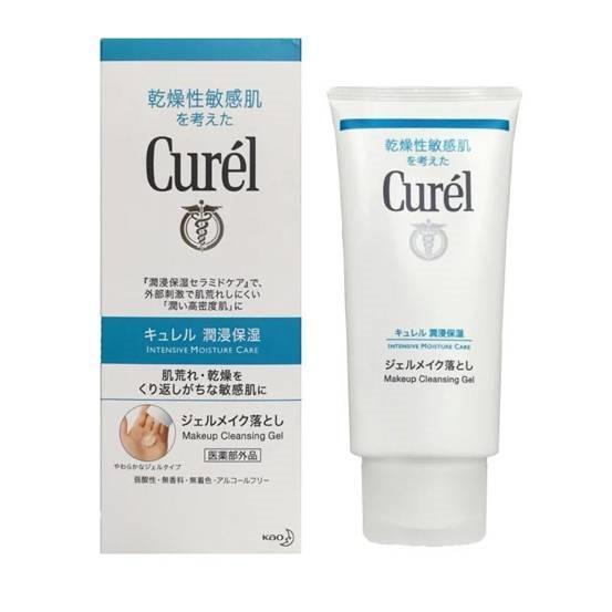 curel 卸妆啫喱