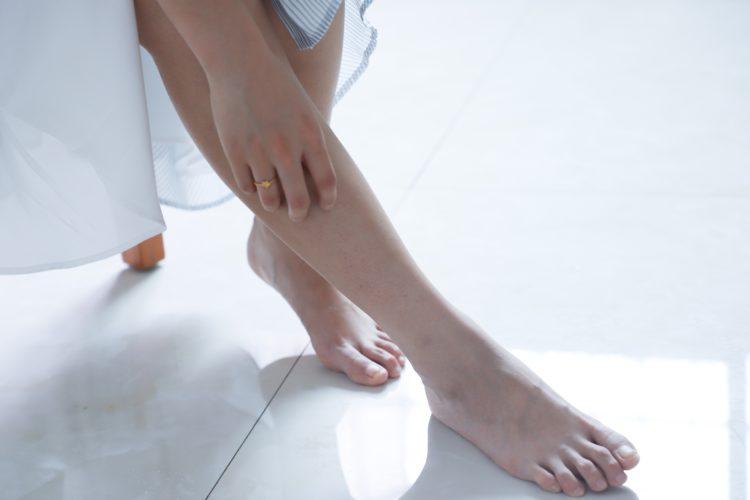 脚部冬季易干燥脱屑