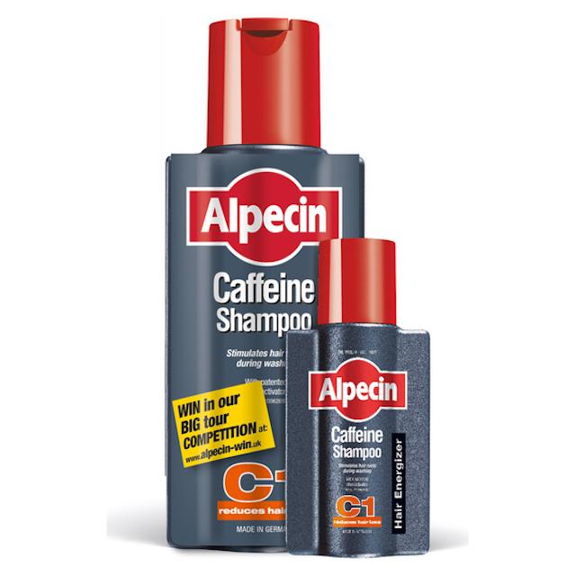 alpecin咖啡因洗发水