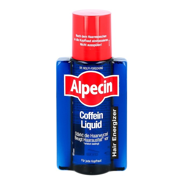 alpecicin咖啡因头皮营养液