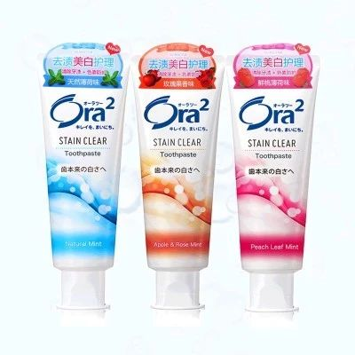 Ora2皓乐果味牙膏