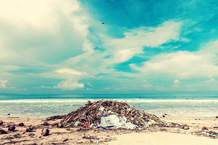 塑料微粒海洋污染