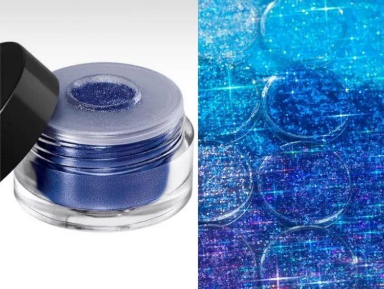 Make Up Forever star lit powder – ultramarine