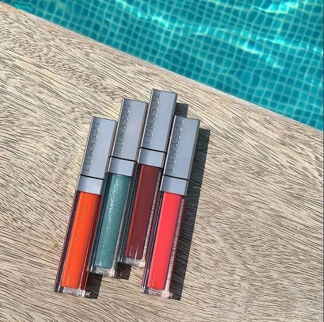 Lunasol gel oil lips,06# summer storm